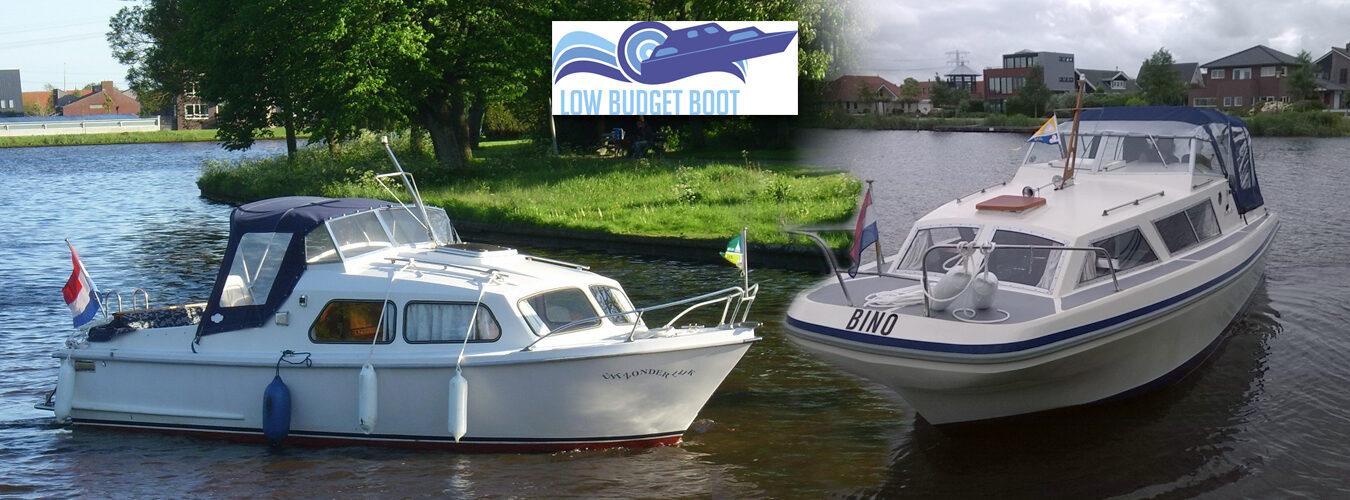 LowBudgetboot.nl